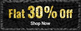 Flat 30% Discount