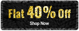 Flat 40% Discount