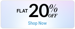 Flat 20% Discount