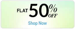 Flat 50% Discount