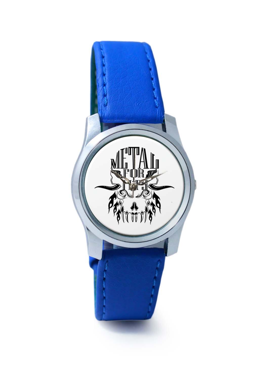 buy bigowl heavy metal for life analog womens wrist watch
