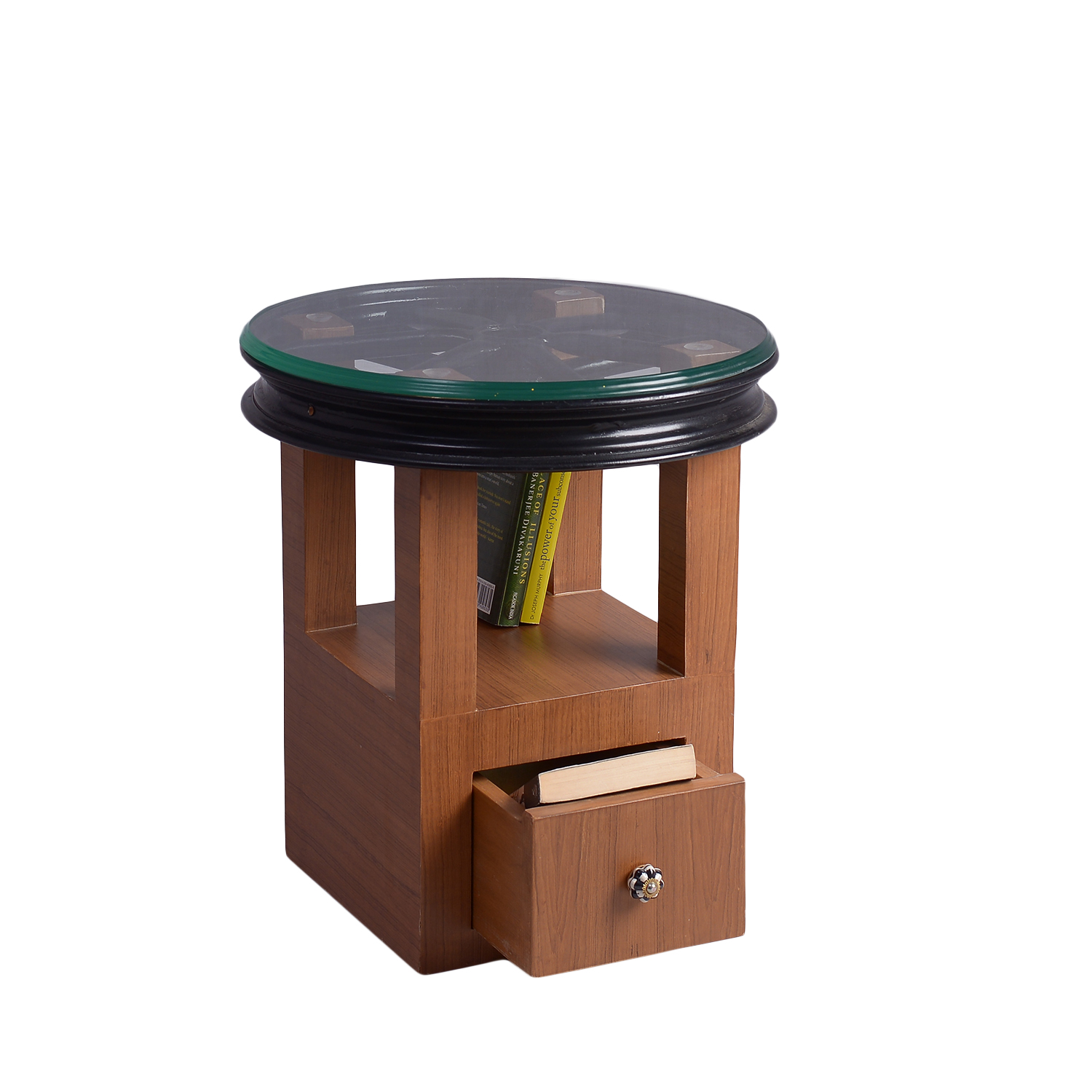 Buy bicycle wheel table at 7 off in india kraftly may for Bicycle wheel table