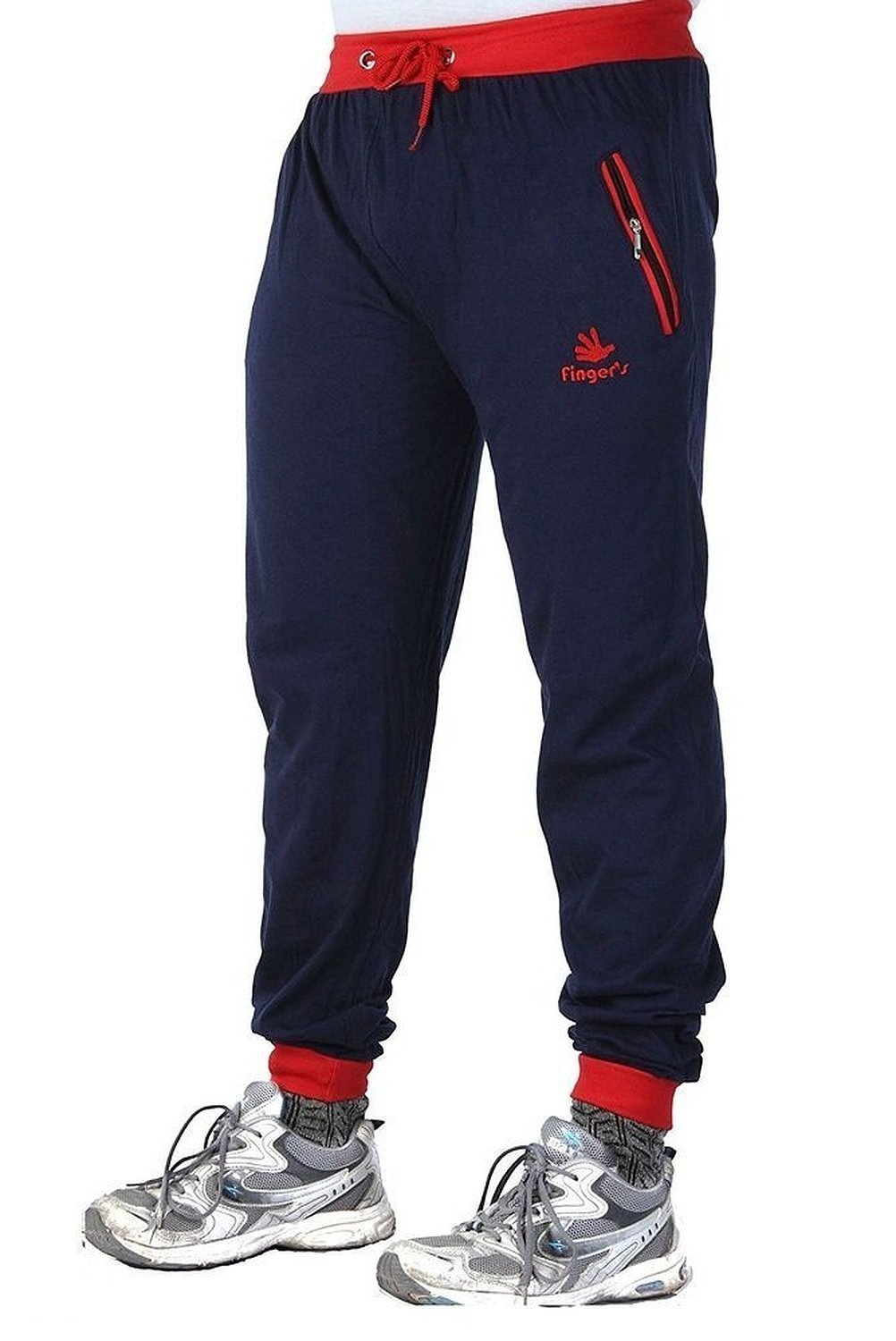 Buy Mens Cotton Ribbed Track Pants With At Lowest Price