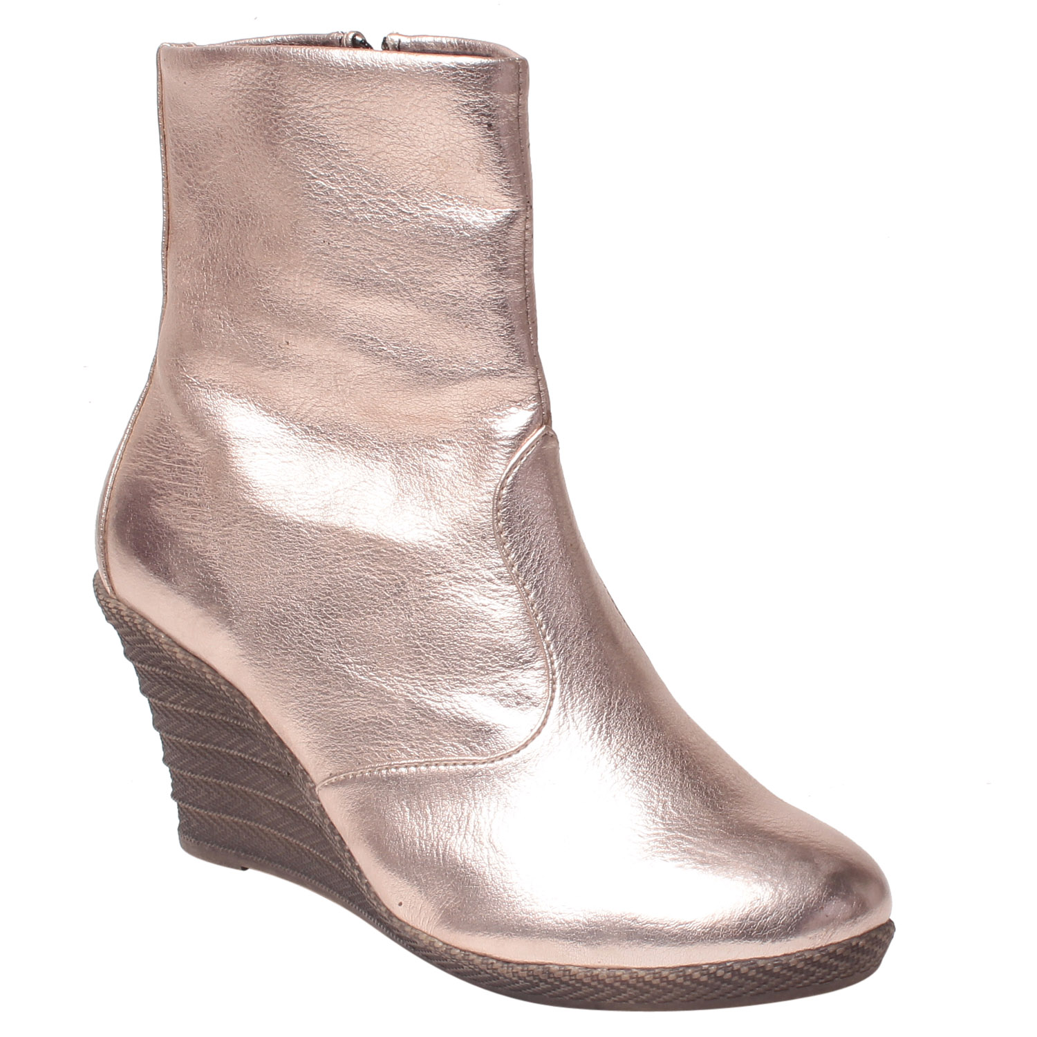 Buy Msc womens Gold Boot at Lowest Price ...