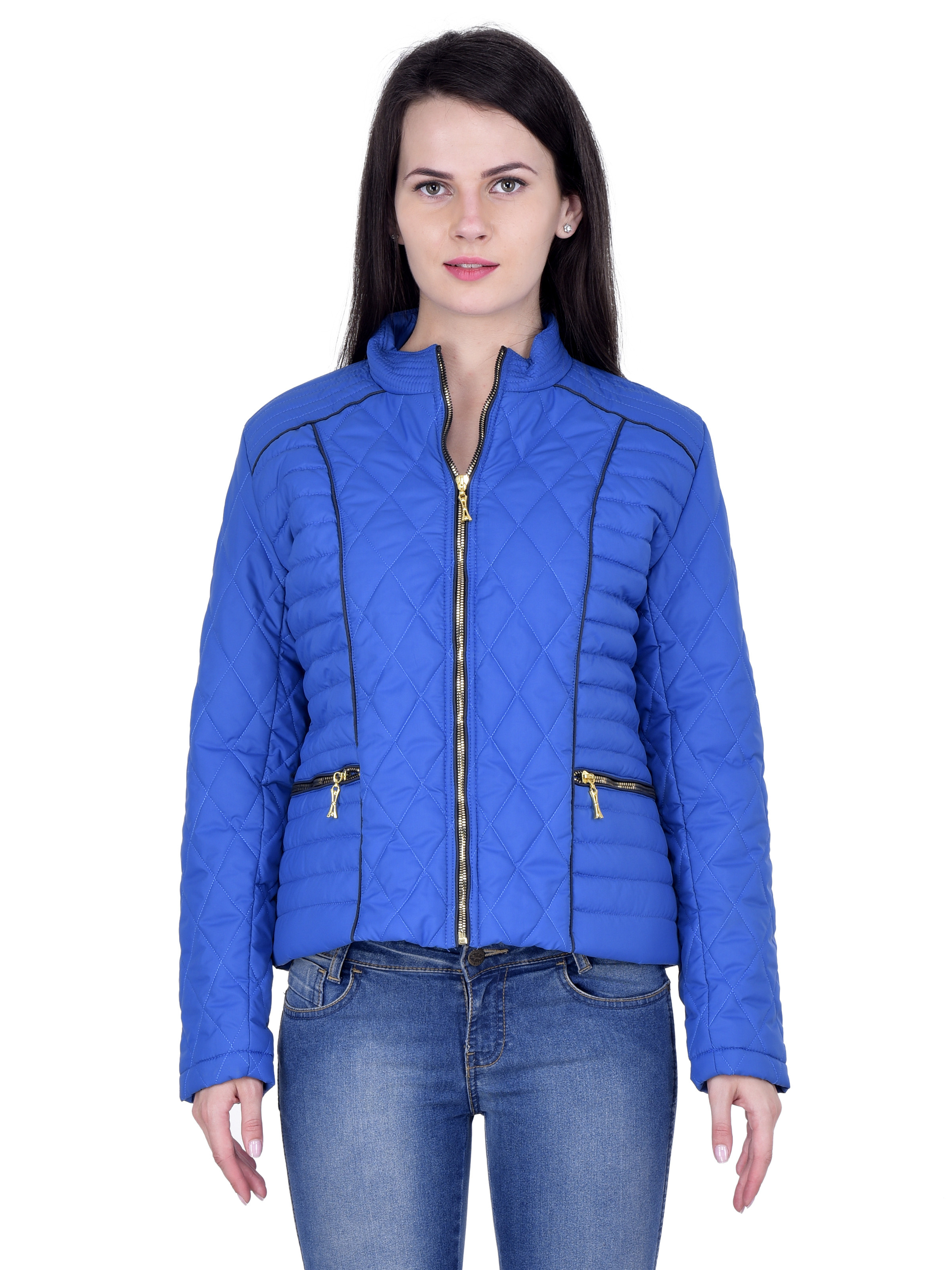 chicflic2 Women Quilted Jacket Jk162c