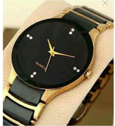 parienterprise Professional Gold Watch For Men