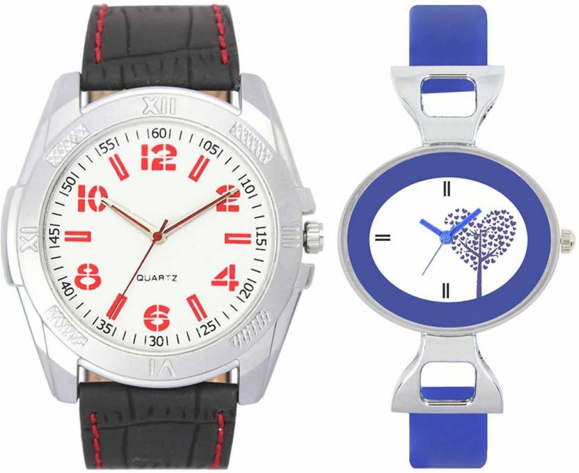parienterprise Valentine Day Special Mens And Womens Watches 83