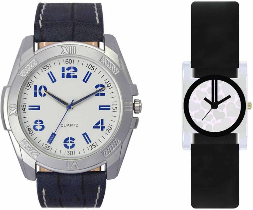 parienterprise Valentine Day Special Mens And Womens Watches 79