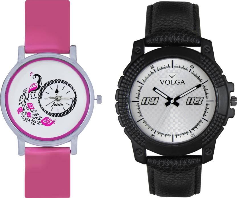 parienterprise Valentine Day Special Mens And Womens Watches 62