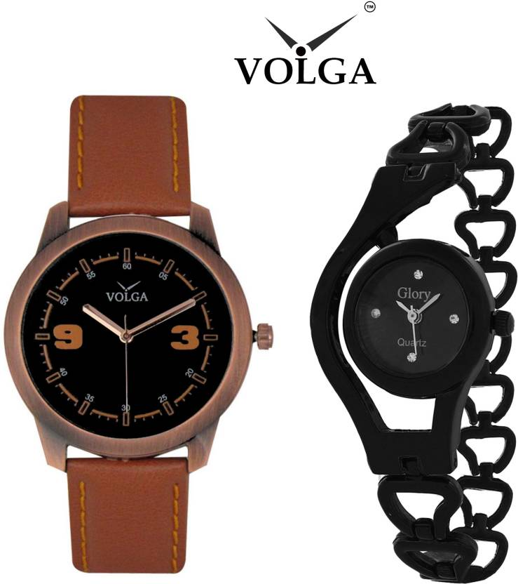 parienterprise Valentine Day Special Mens And Womens Watches 46