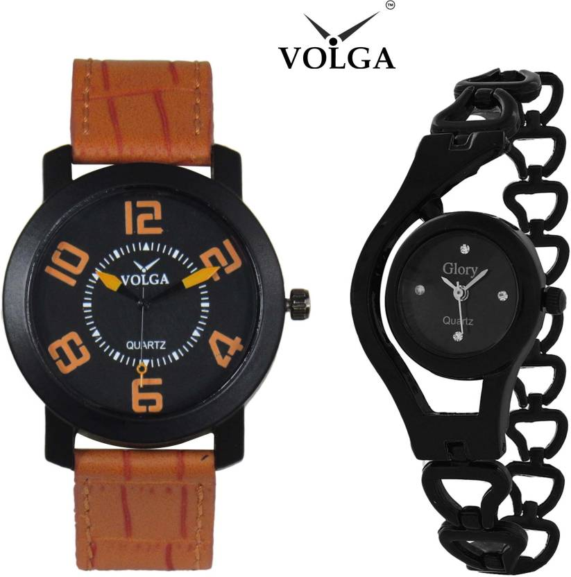 parienterprise Valentine Day Special Mens And Womens Watches 45