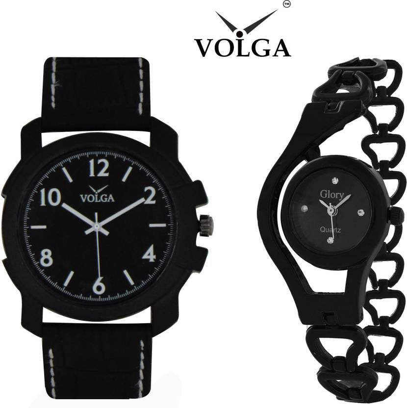 parienterprise Valentine Day Special Mens And Womens Watches 39