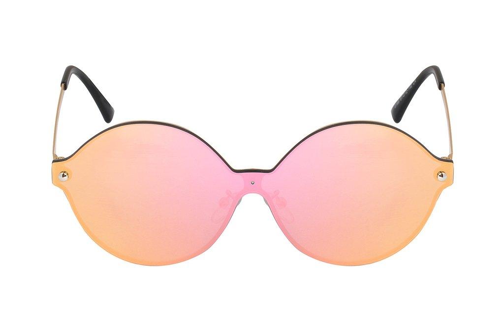notjustiaras New 2017 Sunglasses Trendy Stylish Eyewear (ruby)