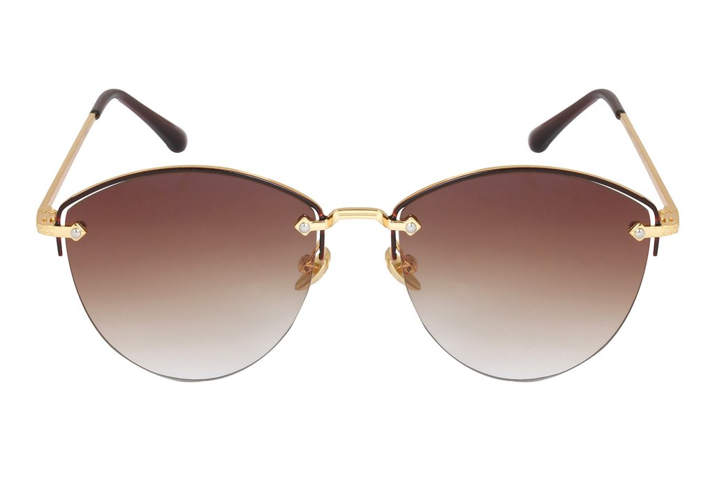 notjustiaras New 2017 Sunglasses Trendy Stylish Eyewear (auburn Ombre)