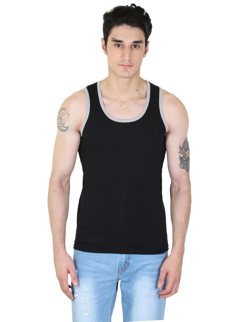 rkenterprises3 Rk Sleeveless 1092 Black T Shirt