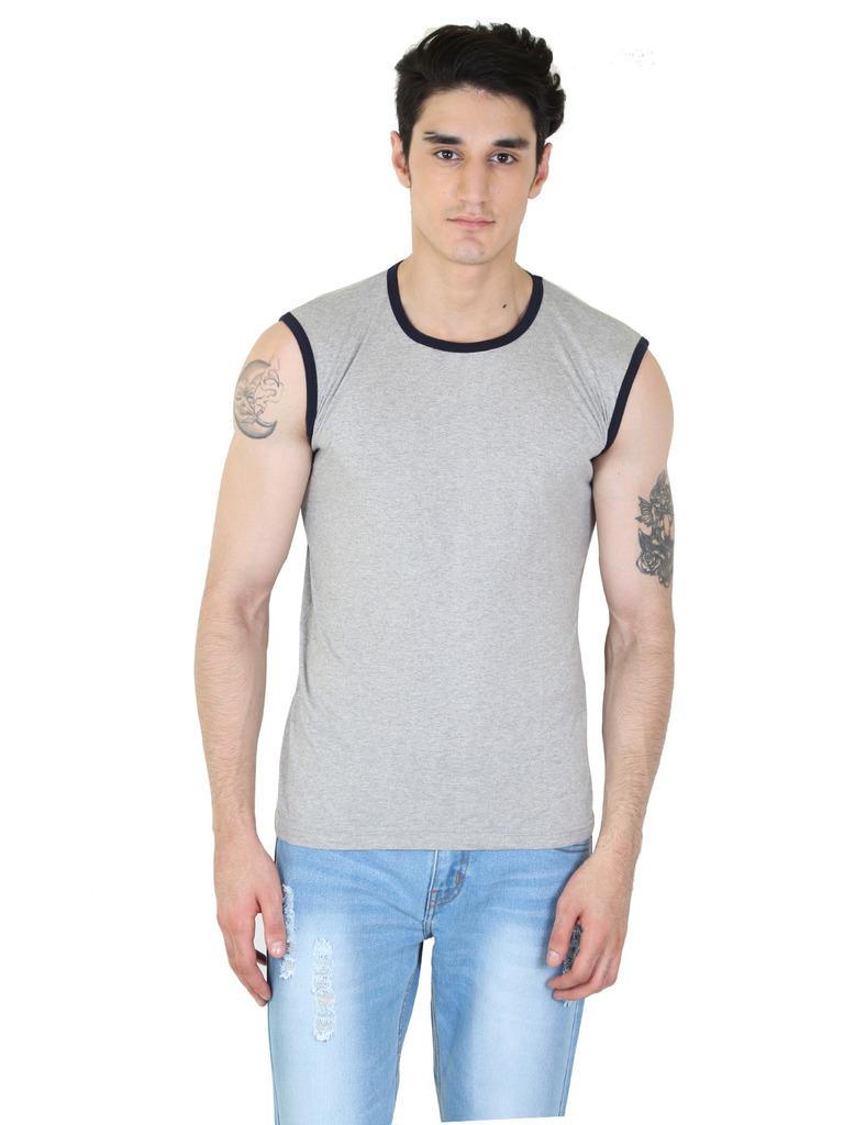 rkenterprises3 Rk Vest 1094 Grey T Shirt