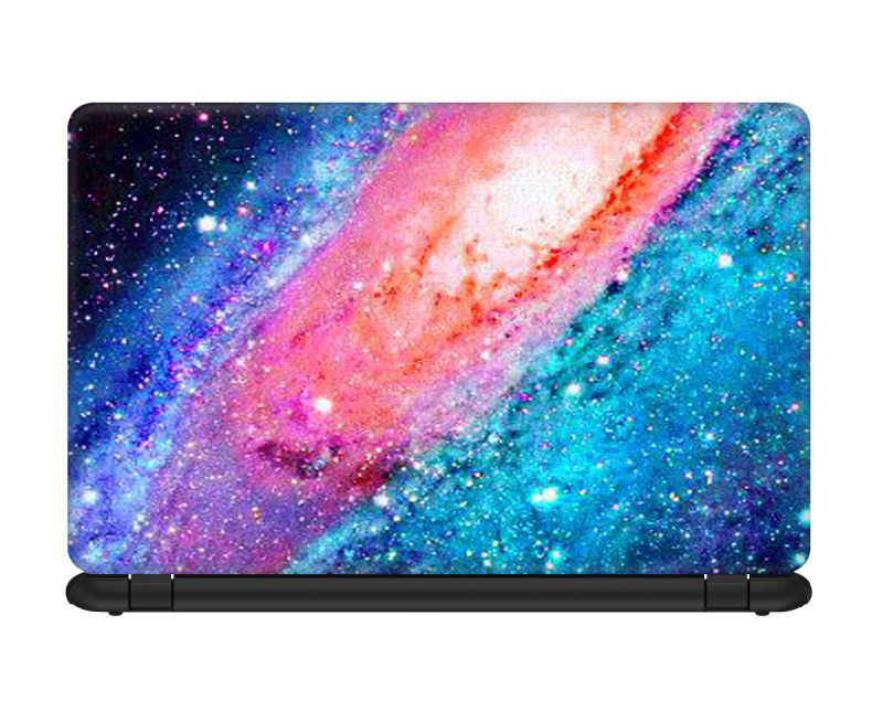 arbonmonk Design Lab Galaxy Art Laptop Skin For 14.1 Inches Laptop, Compatible For Dell-lenovo-acer-hp-vaio-samsung Laptops [hd Print - Matte Lamination]