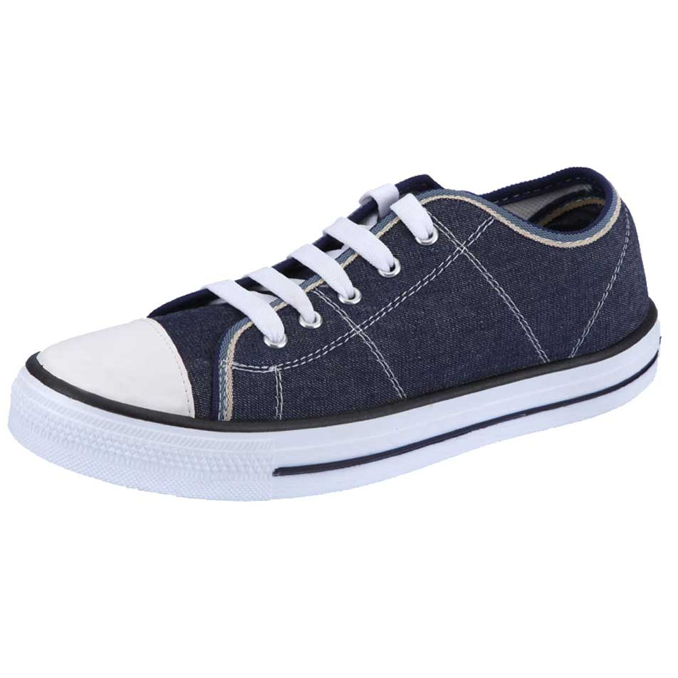 UniStar Blue Canvas Shoes cheap comfortable E1KXK