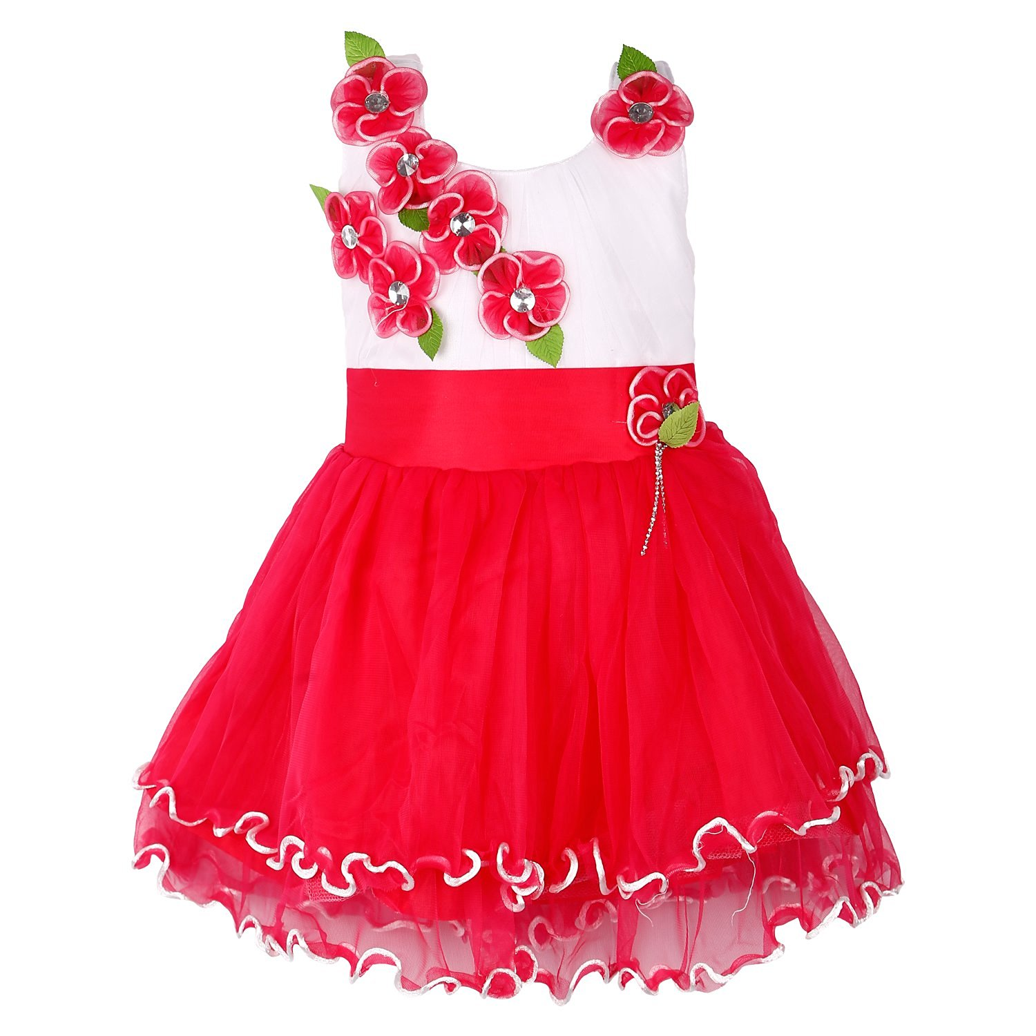 Baby Girl Party Wear Frocks. Indulge in the best of party wear baby frocks online with our online store. Find the beautiful Indian dresses, party frocks and gowns and various party wear for kids in latest designs for your adorable baby girl. We make unique birthday frocks and comfy cotton frocks for all occasions.