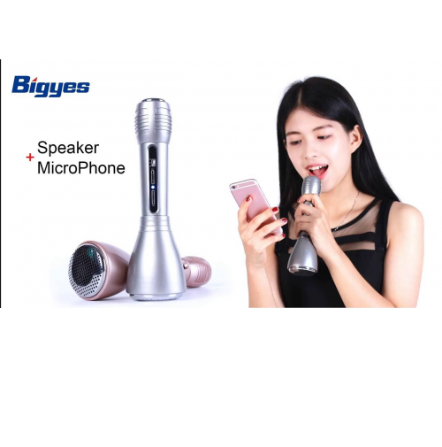 klip2deal Bluetooth Karaoke Mic And Speaker