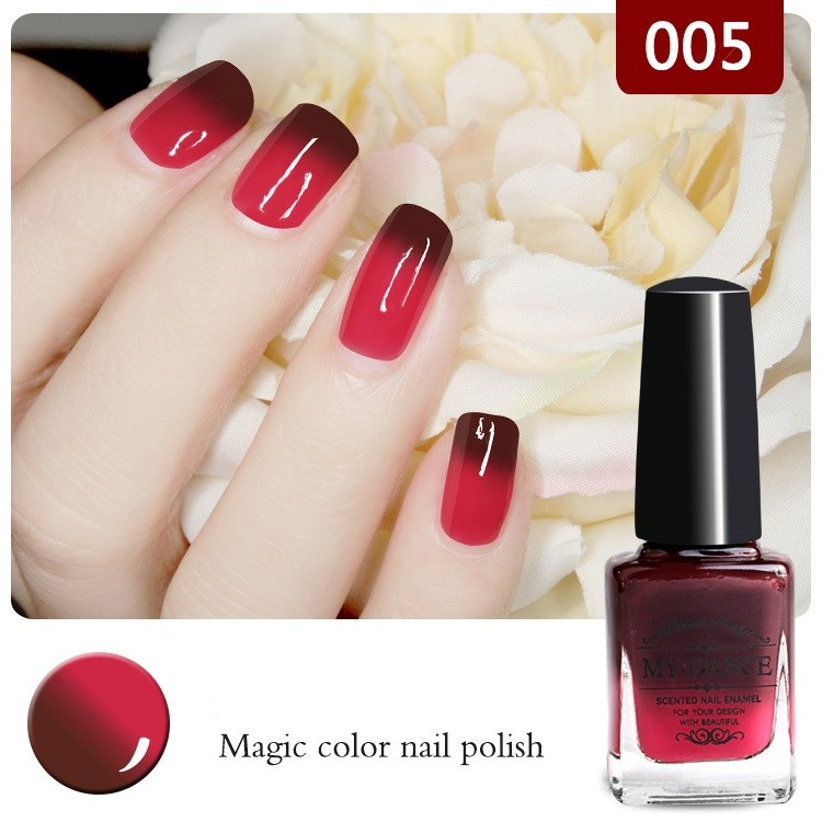 Buy Magic Color Temperature Change Peel Off At Lowest