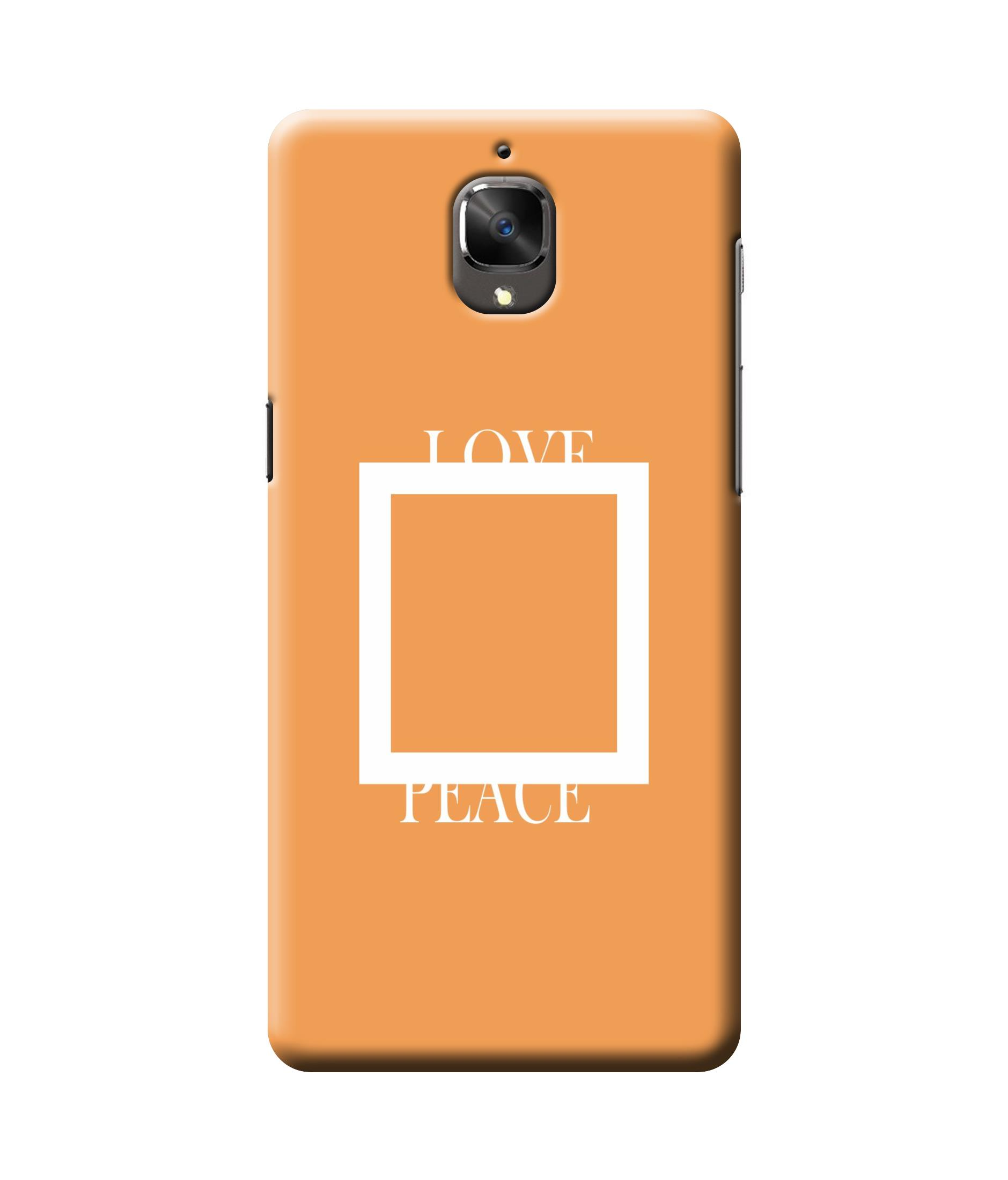Buy love peace orange mobile cases for at lowest price for Orange mobel