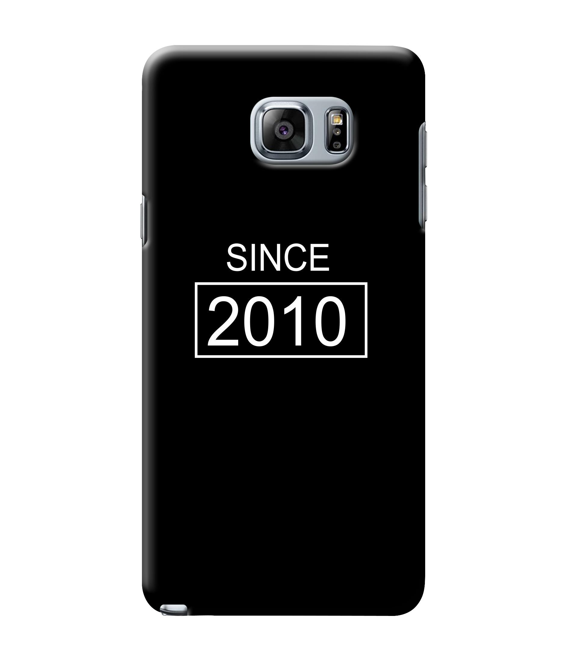 caseophile2 Samsung Galaxy Note 5 Since 2010 Mobile Case
