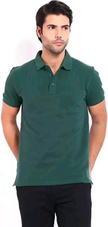 diamondcollections2 Loops Men's Polo T Shirt Half Sleeve