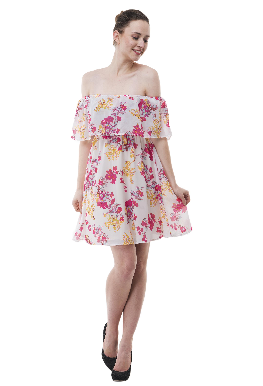 elioop Dress Me Up In A Floral Print