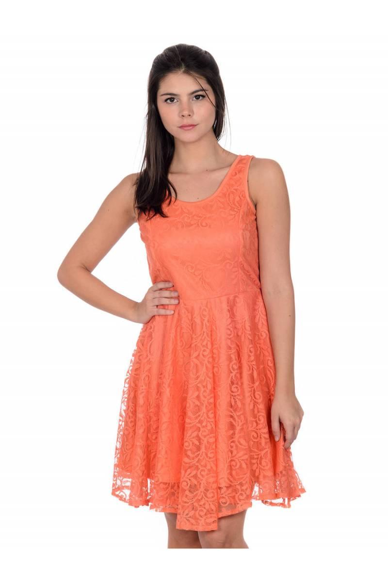 bollyshopper Net A - Line Dress