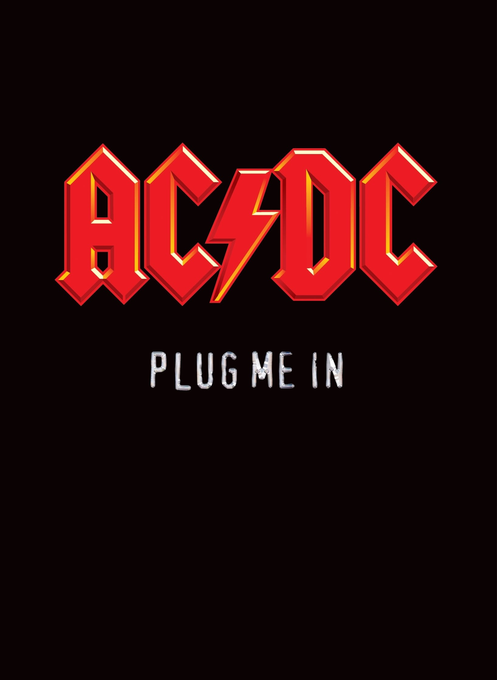 thefunnybone2 Plug Me In Acdc Poster