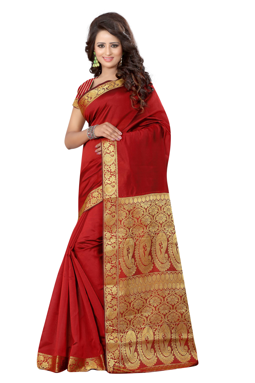 eff1537aadb3d greenvilla-designs-red-banarasi-silk-1487687072lad-main.jpg