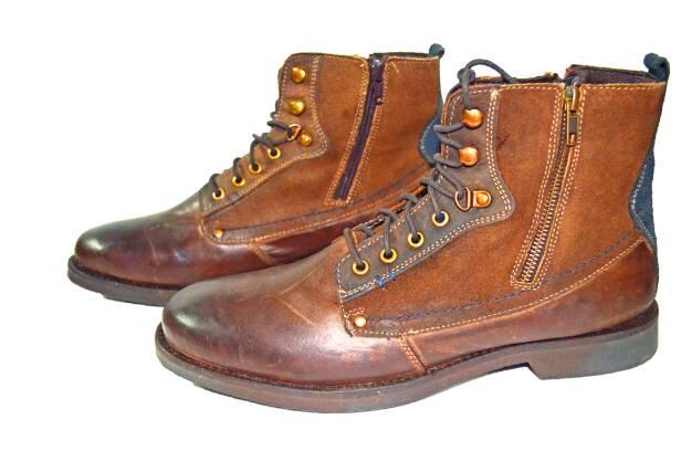 vanshikacreations Brown Boots Genuine Leather