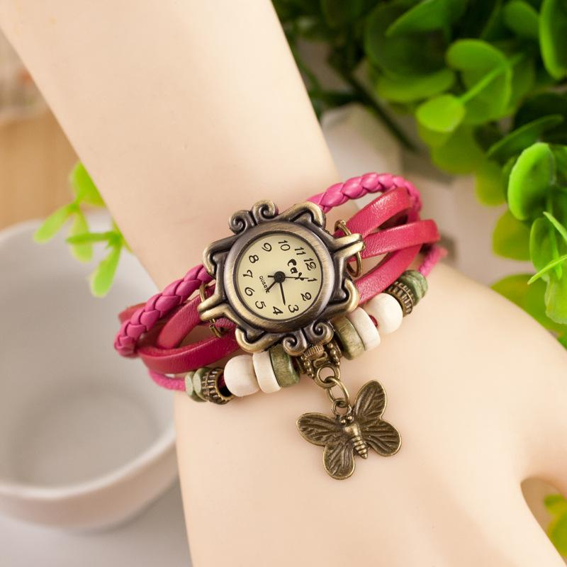 shopping accessories watch butterfly watches thread online s women silkrute ladies buy