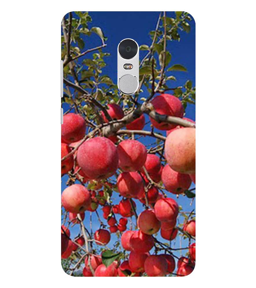 skmgroup Babula Designer Back Case Cover For Xiaomi Redmi Note 4 :: Xiaomi Redmi Note 4 Pro :: Xiaomi Redmi Note 4 Mediatek (fruit Iphone Ipad Food Sweet Nutr