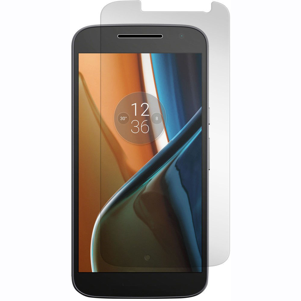 Tesorq Tempered Glass Screen Protector For Moto G4 Play