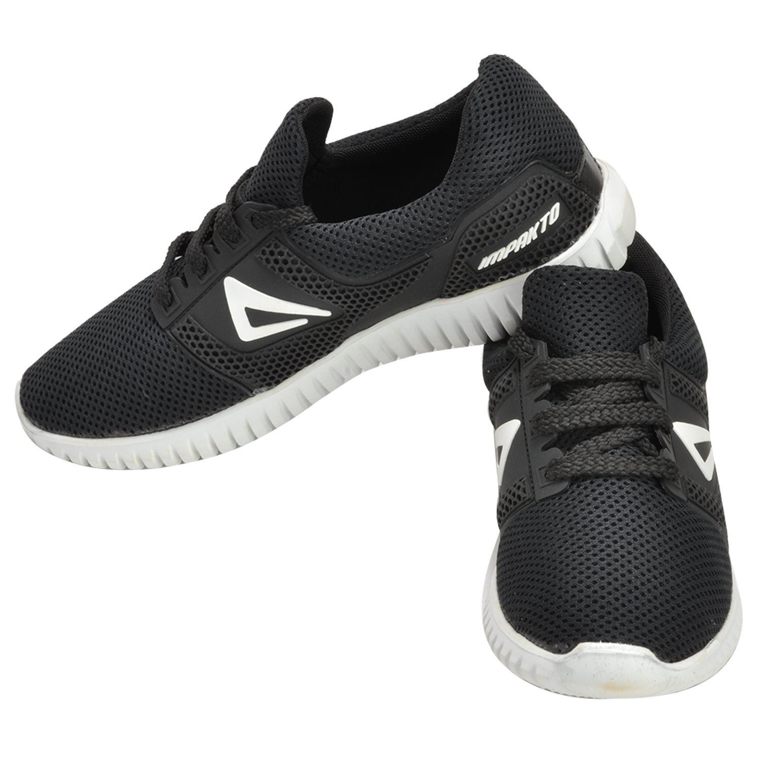 Black Casual Shoes Mens India