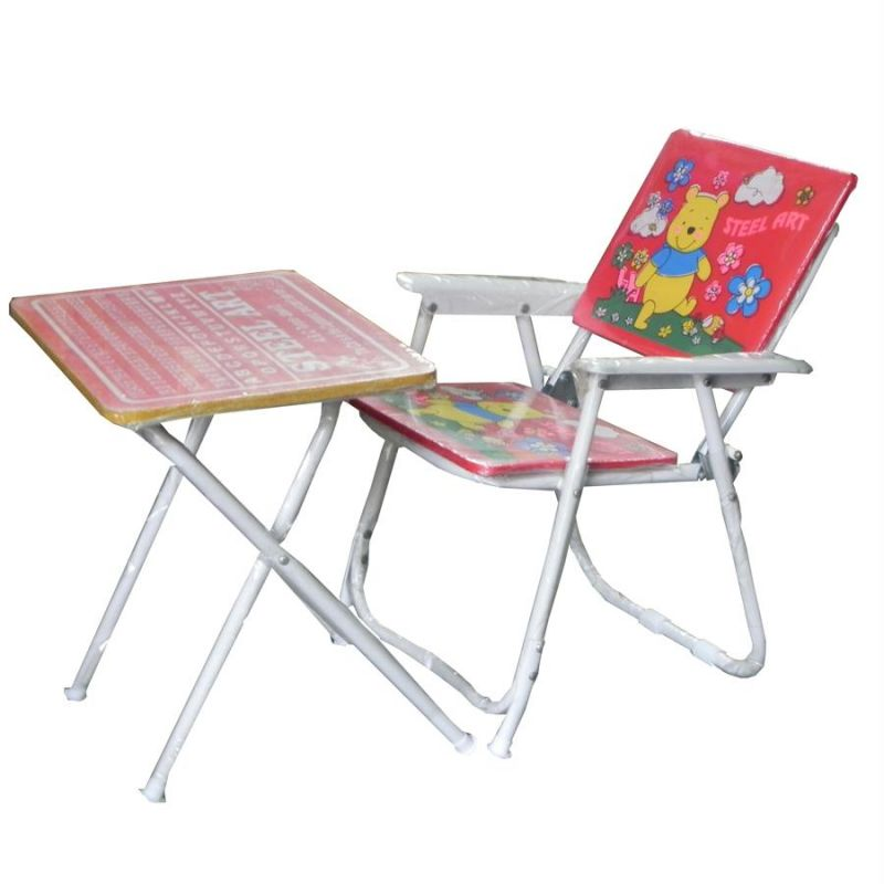 kids folding table buy metroz presents heavy duty folding study table 10118