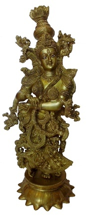 Fine Handicraft Radha By Vyomshop