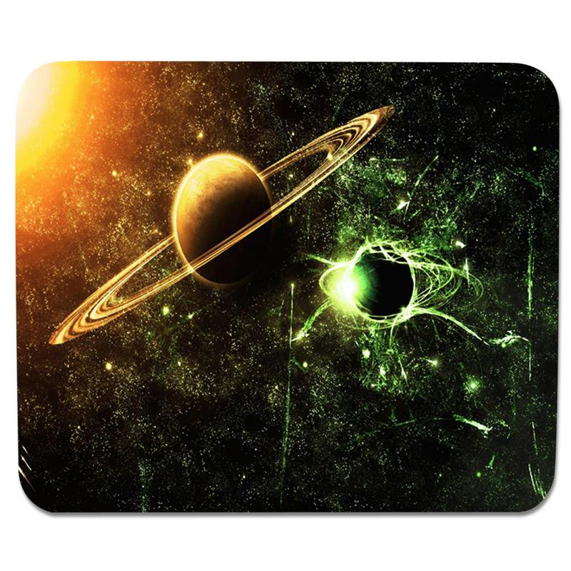 elmaxindia Elmax India Galaxy Mouse Pad, Speed-type Precision Gaming Mouse Pad, Non Slip Base