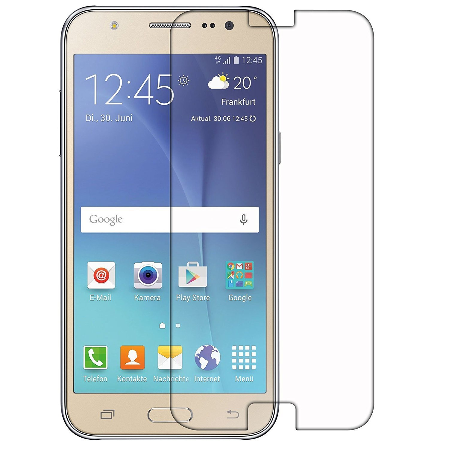 binghub Samsung J5 Tempered Glass Best Quality Screen Protector For Samsung Galaxy J5