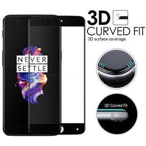 tec2fun One Plus 5 Full Glass Black Color