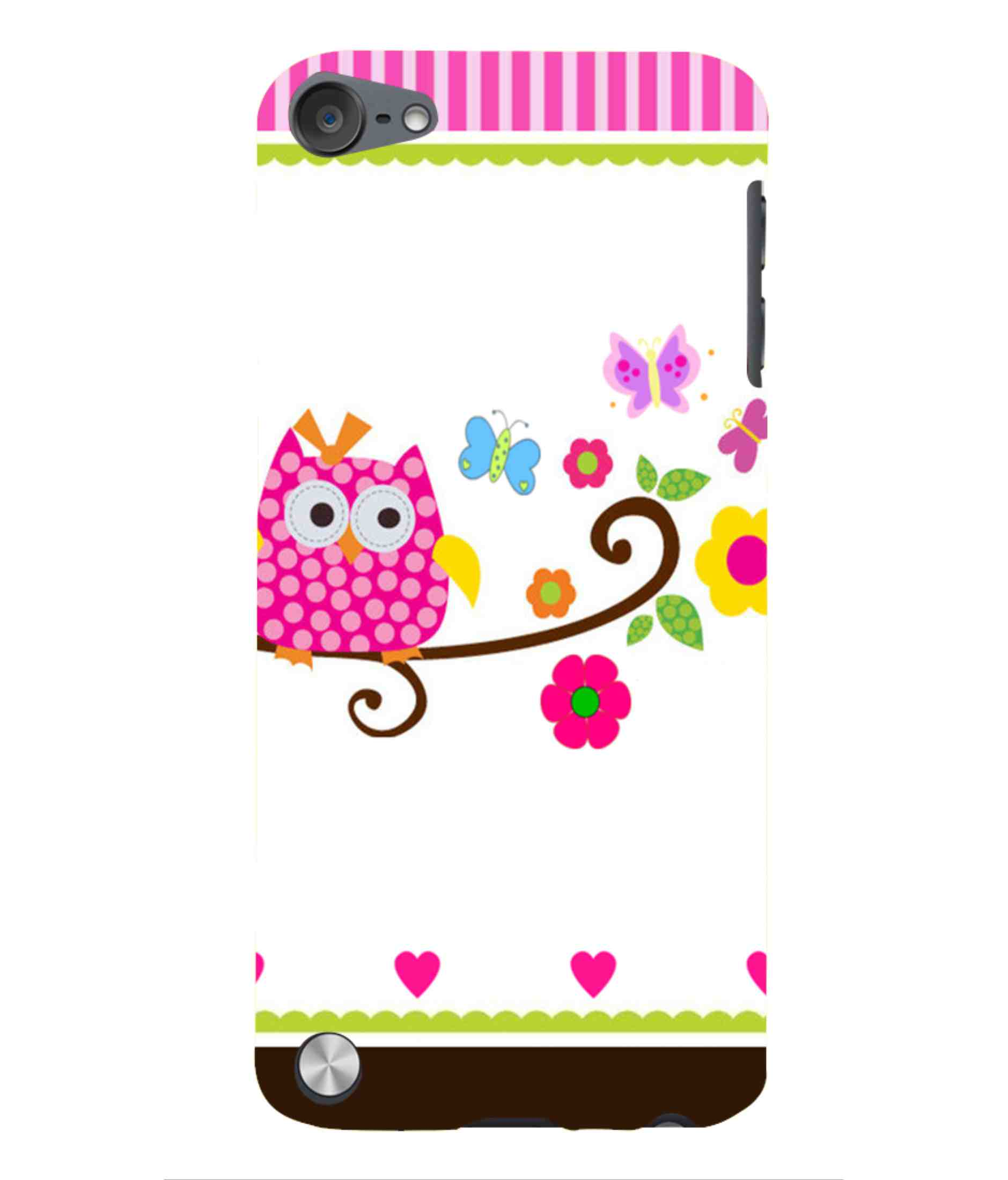 chaploos For Apple Ipod Touch 5 Nice Pattern Printed Cell Phone Cases Cha-ipodtouch5-a092