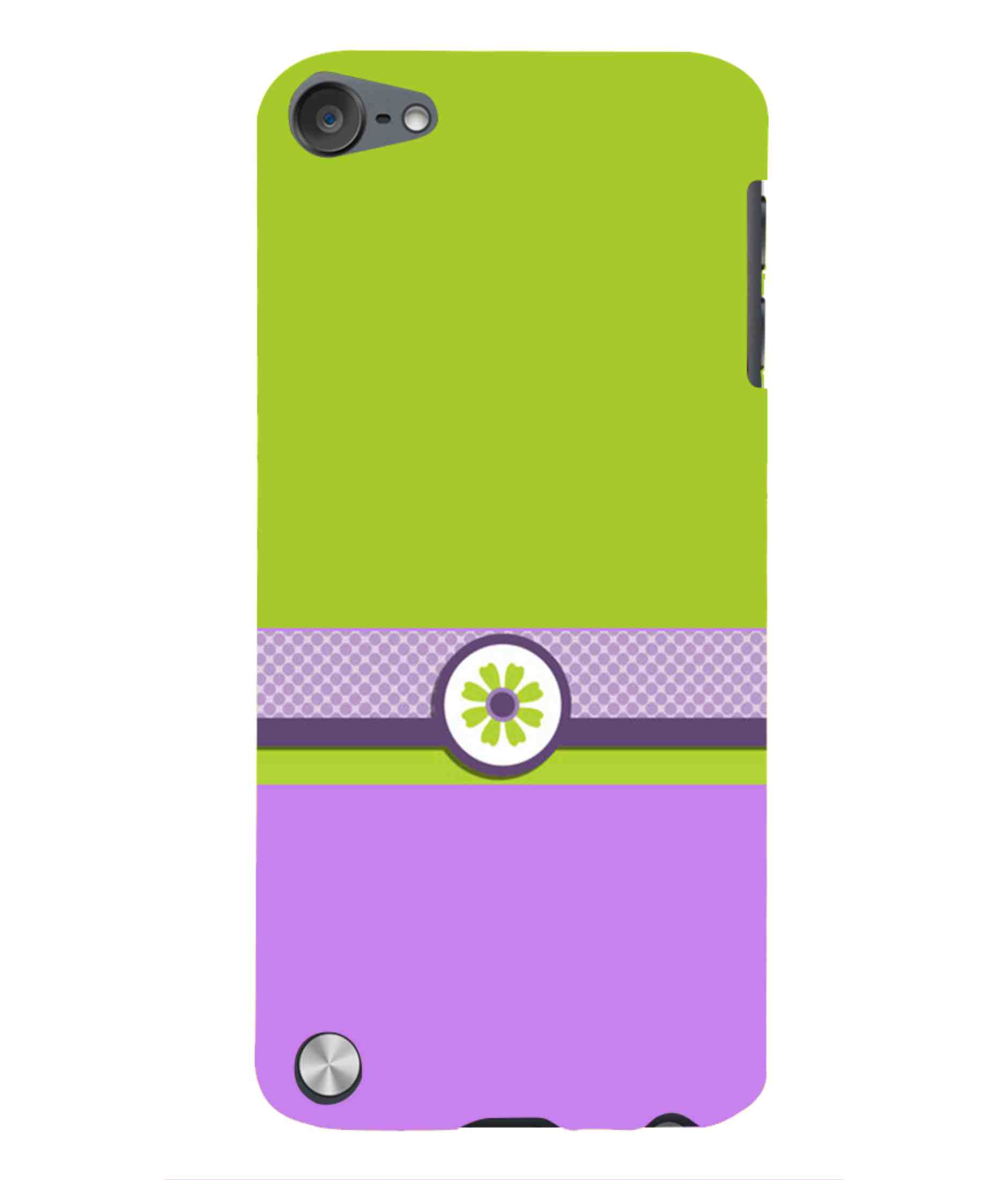 chaploos For Apple Ipod Touch 5 Cartoon Printed Cell Phone Cases Cha-ipodtouch5-a084