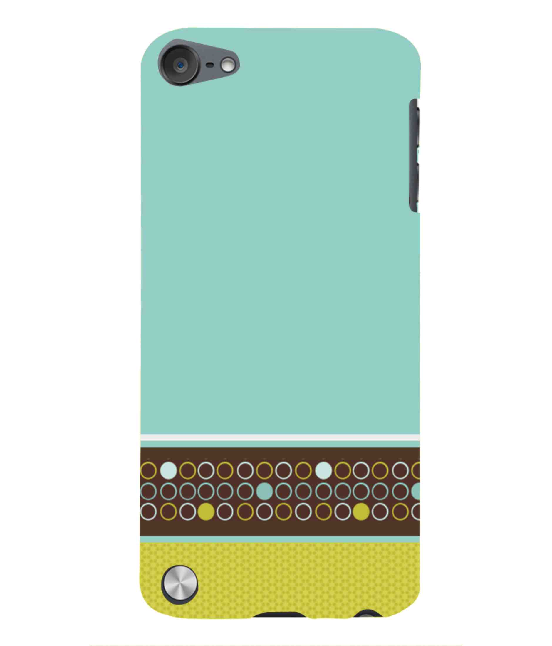 chaploos For Apple Ipod Touch 5 Icon Pattern Printed Cell Phone Cases Cha-ipodtouch5-a080