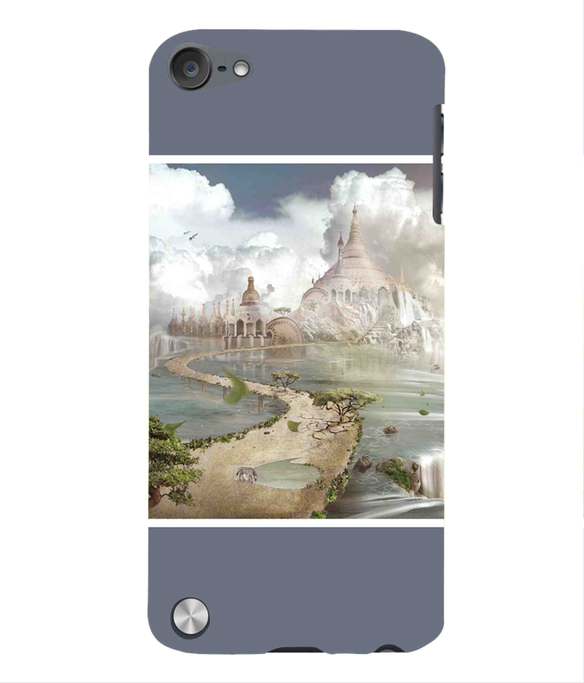 chaploos For Apple Ipod Touch 5 Nice Girl Printed Cell Phone Cases Cha-ipodtouch5-a081