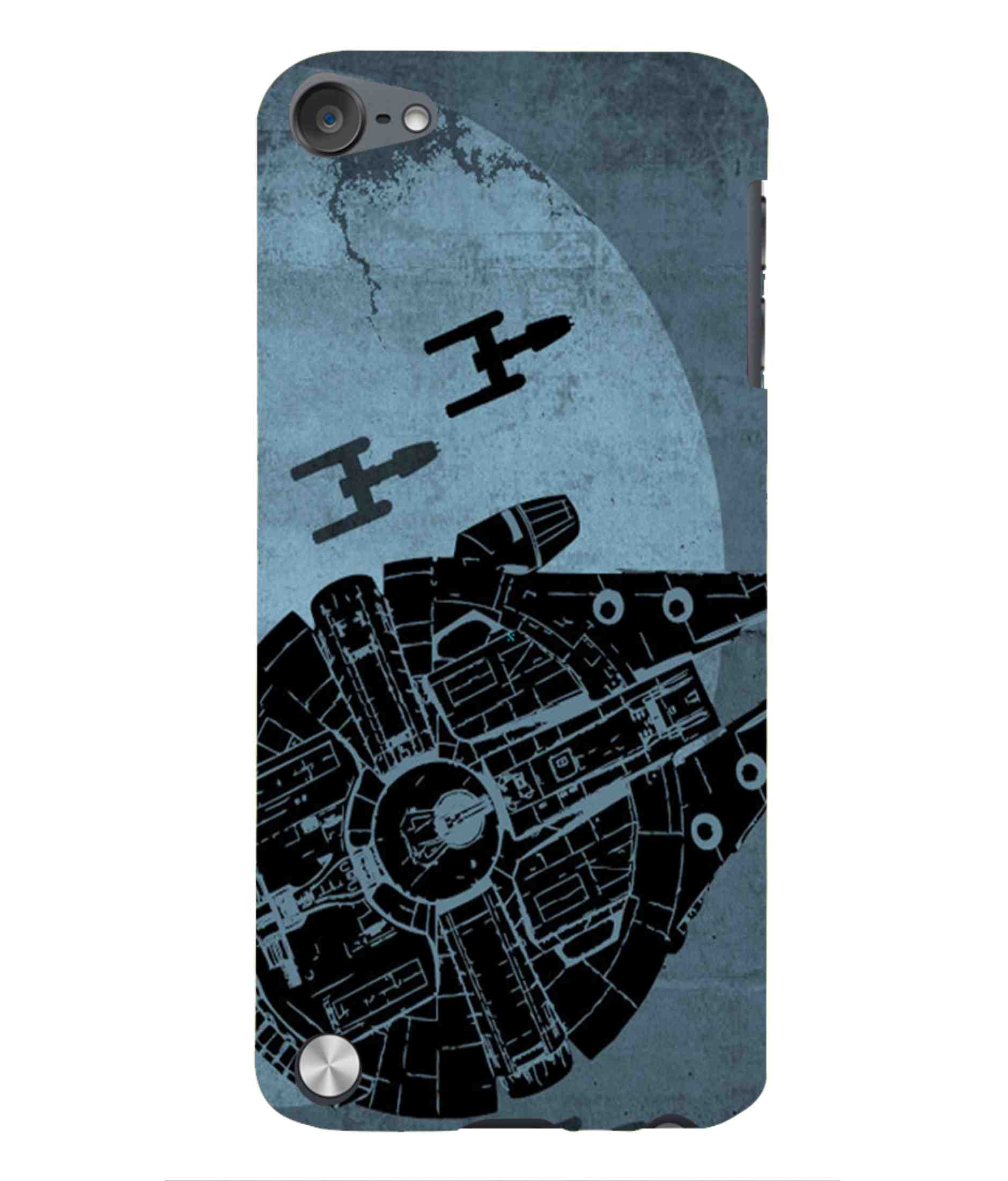 chaploos For Apple Ipod Touch 5 Girl Printed Cell Phone Cases Cha-ipodtouch5-a065