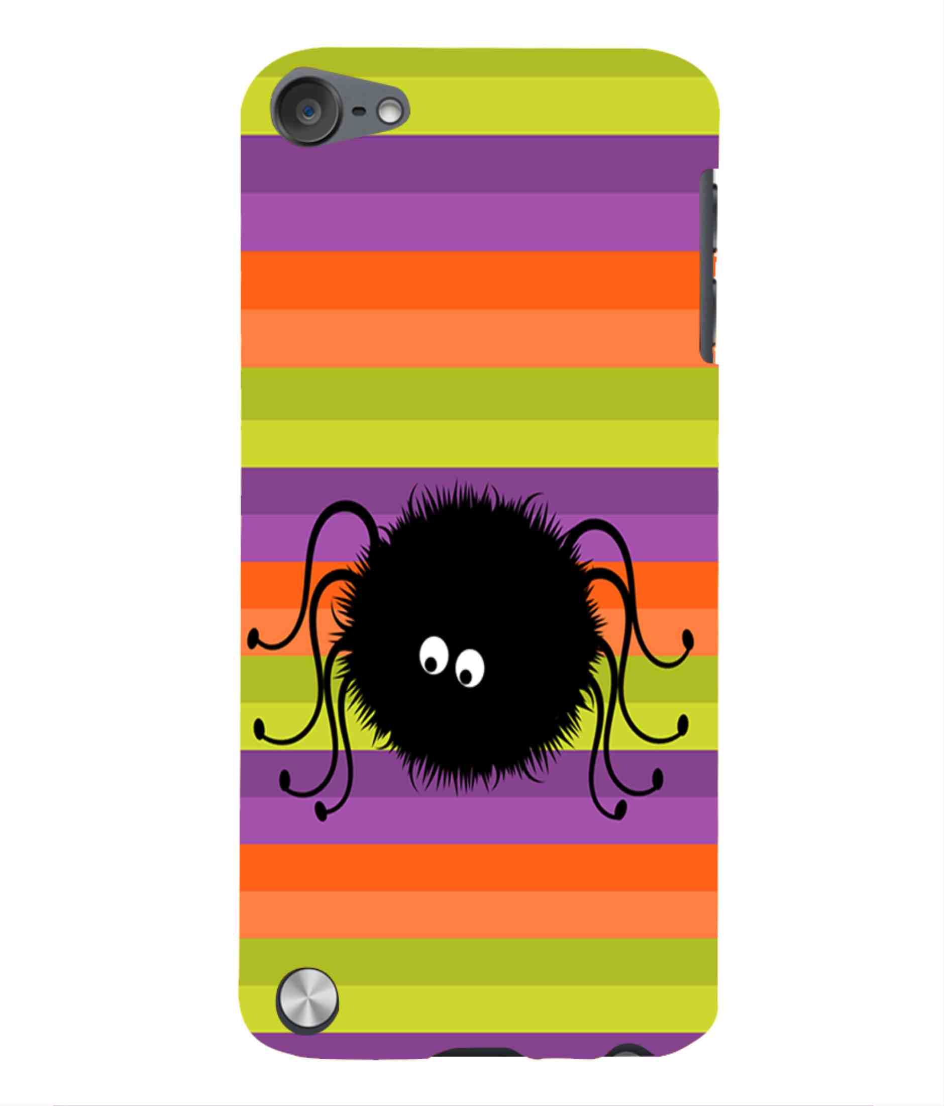 chaploos For Apple Ipod Touch 5 Cartoon Printed Cell Phone Cases Cha-ipodtouch5-a048