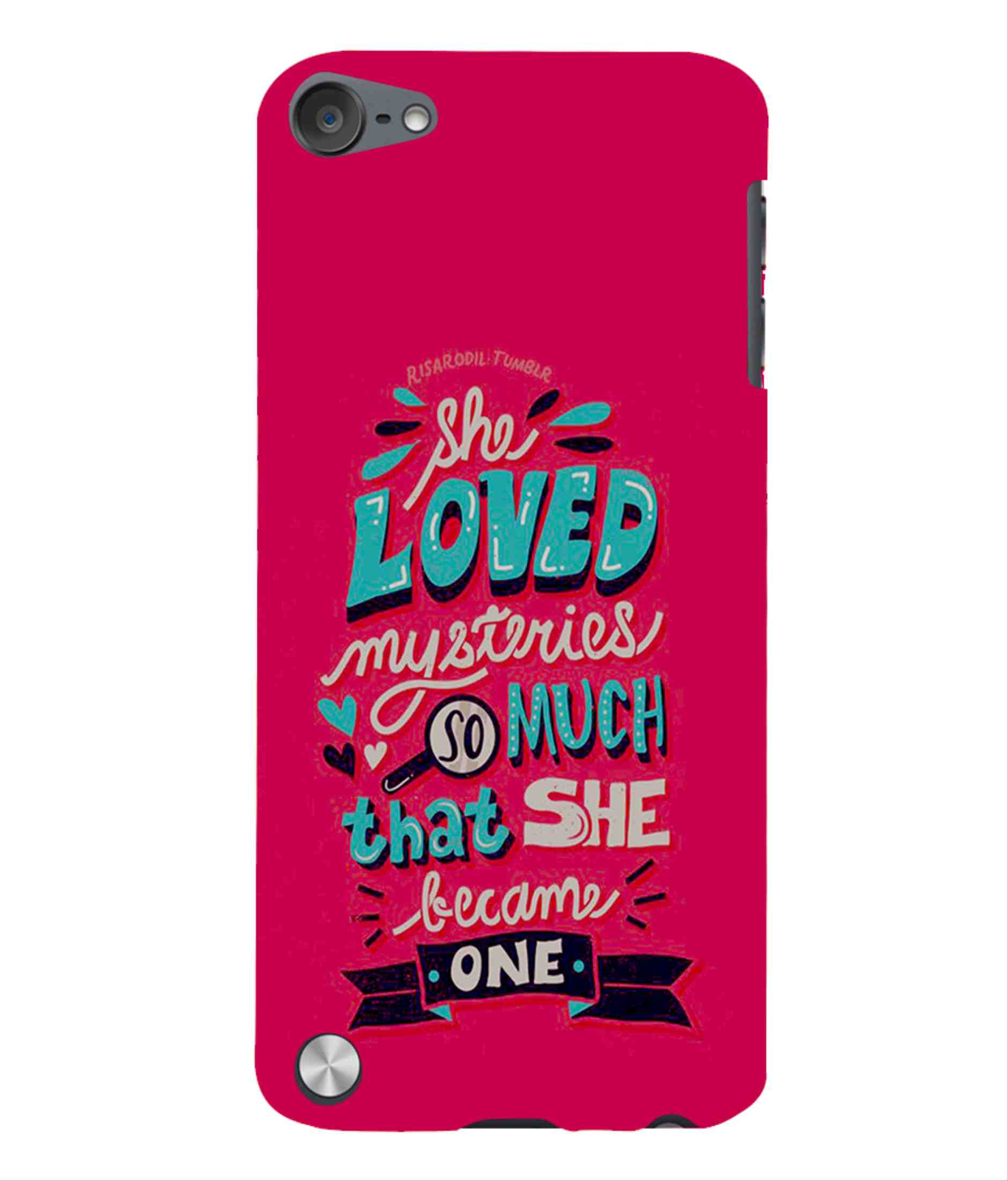 chaploos For Apple Ipod Touch 5 Nice Building Printed Cell Phone Cases Cha-ipodtouch5-a033
