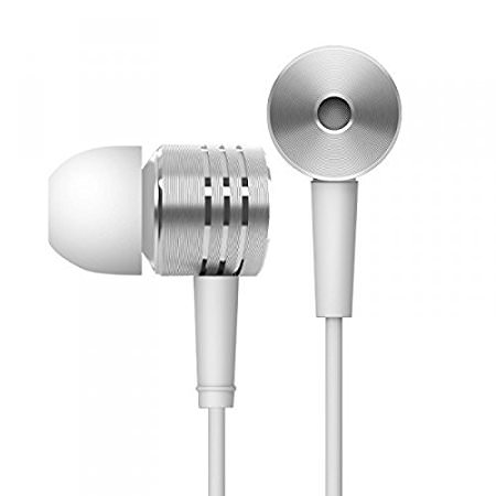 visionindia2 Samsung Galaxy J1 Supported In-ear Earphone/headphone Having 3.5 Mm Jack ,soft Silicon Ear-buds For Great Bass Effect By Billetera